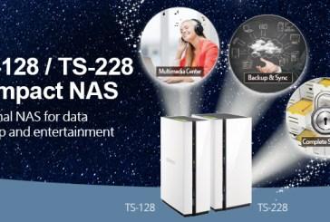 Budget Dual-Core QNAP TS-128 And TS-228 NAS Launched