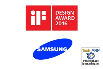 Samsung Wins Big At iF Design Awards 2016