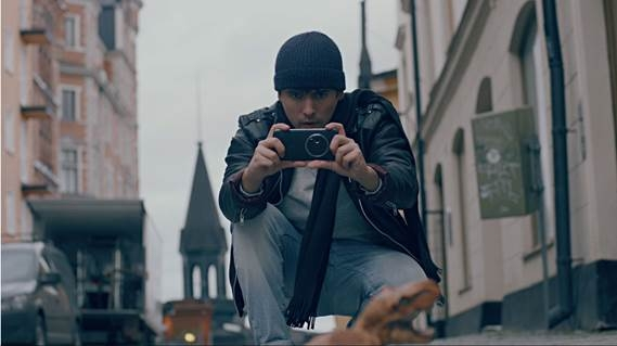 ASUS ZenFone Zoom Stars In New David Sandberg Films