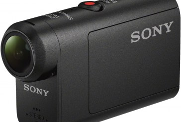 Sony HDR-AS50 Action Cam Released