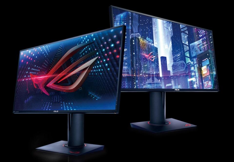 ASUS ROG Swift PG279Q & PG27AQ Launched