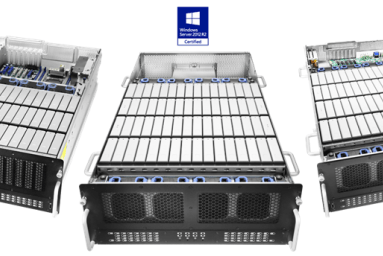 Chenbro 4U High-Density Storage Server Chassis Launched
