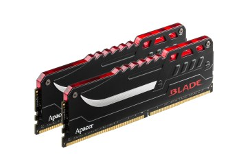 Apacer BLADE FIRE DDR4  Launched
