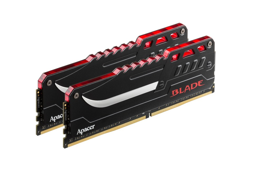 BLADE FIRE DDR4 Launched