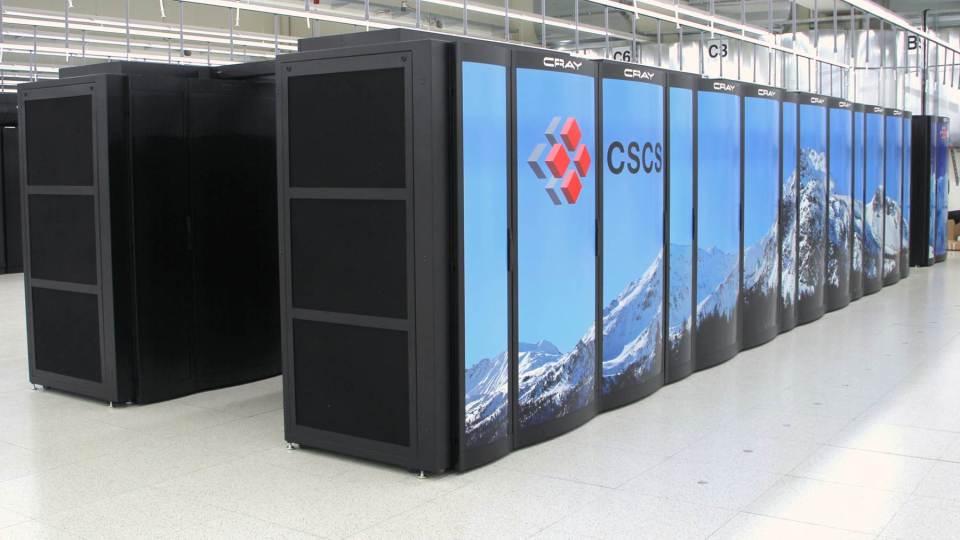 4500 NVIDIA Pascal GPU Upgrade For Piz Daint Supercomputer