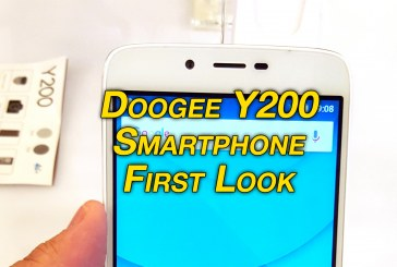 Doogee Y200 Smartphone Revealed