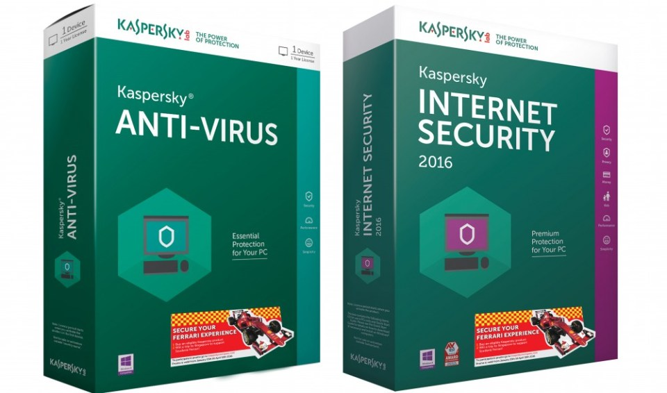 """Kaspersky Lab's """"Secure Your Ferrari Experience Competition"""""""