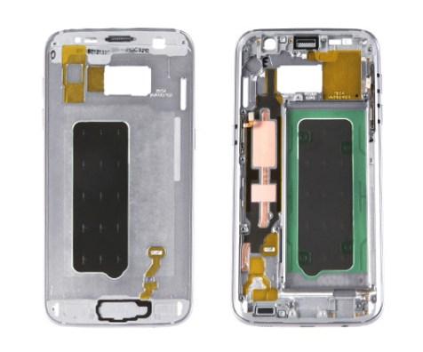 Samsung Galaxy S7 teardown