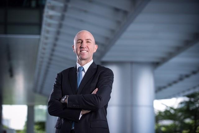 Scott Russell - New SAP President & Managing Director