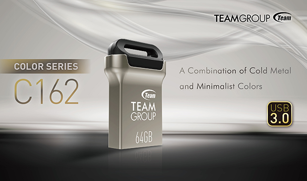 Team Group Mini Block & AmaZinc Drives Launched