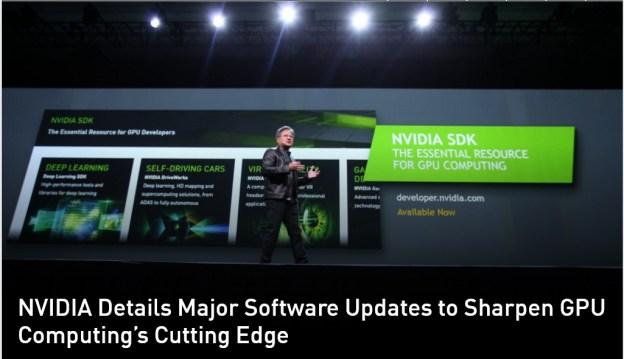 NVIDIA SDK Receives Major Update