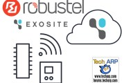 Robustel & Exosite IoT Cloud Partnership Announced
