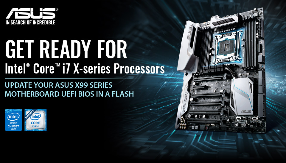 ASUS BIOS for Intel Core i7 X-Series CPUs Releasedrs