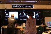 HTC Vive Demonstration & Pre-Order At Harrods