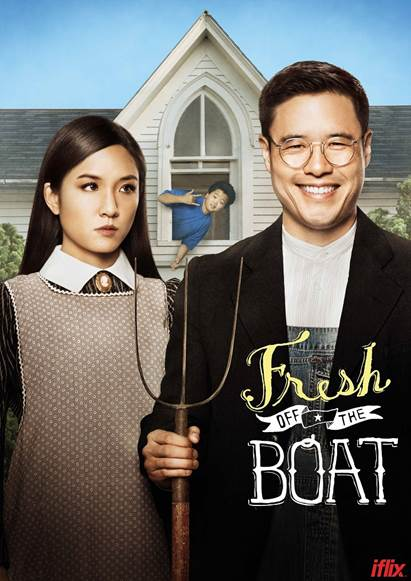 Fresh Off The Boat Now Available On IFLIX
