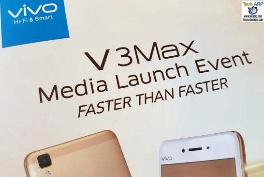 vivo V3Max Smartphone Launch