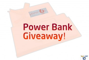Tech ARP 2016 Power Bank Giveaway #2 (Results)