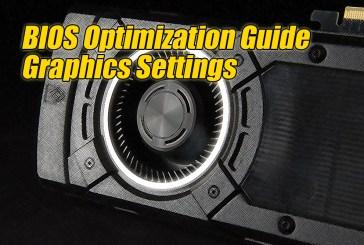 Direct Frame Buffer - BIOS Optimization Guide