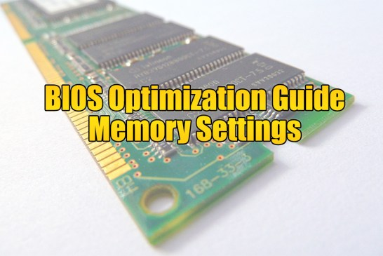 DRAM Read Latch Delay - BIOS Optimization Guide