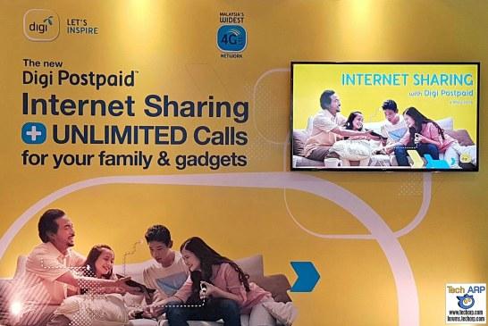 New Digi Internet Sharing + Unlimited Calls Plans Explained