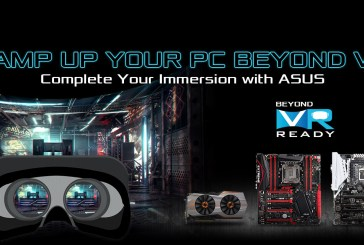 ASUS Beyond VR Ready Program Announced