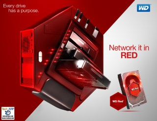 Join The REDvolution With WD Red Drives