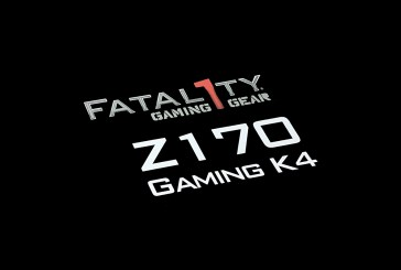 ASRock Fatal1ty Z170 Gaming K4 Motherboard Review