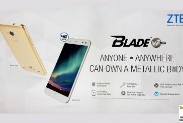 ZTE Blade V7 Max & V7 Lite Smartphones Revealed!