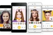 LINE Releases egg – a free Selfie App