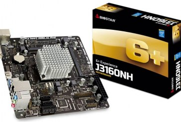 BIOSTAR Braswell Refresh Motherboards Announced