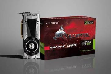 COLORFUL GeForce GTX 1080 Released