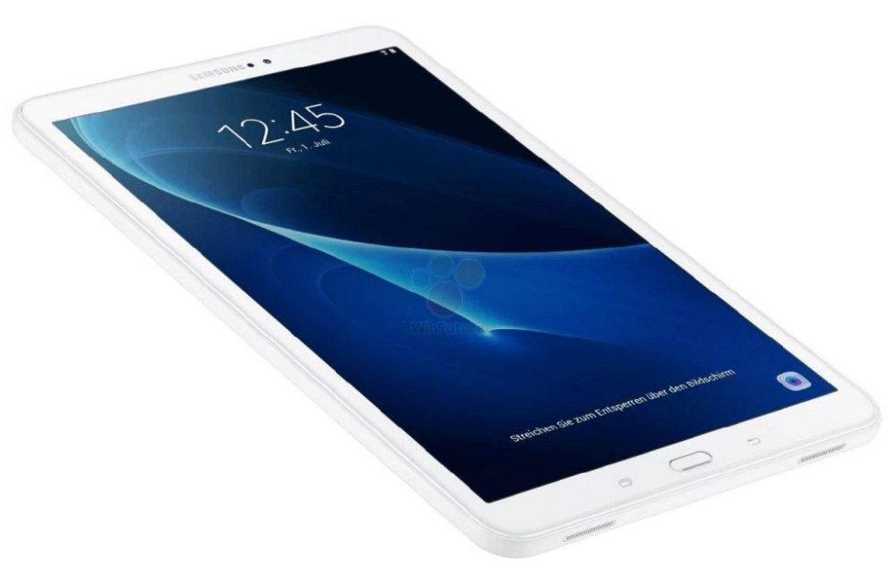 Samsung Galaxy Tab A 2016 Unveiled