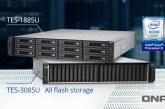 QNAP TES-x85U Enterprise-Class NAS Unveiled