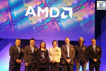 AMD Technologies Revealed at Computex 2016