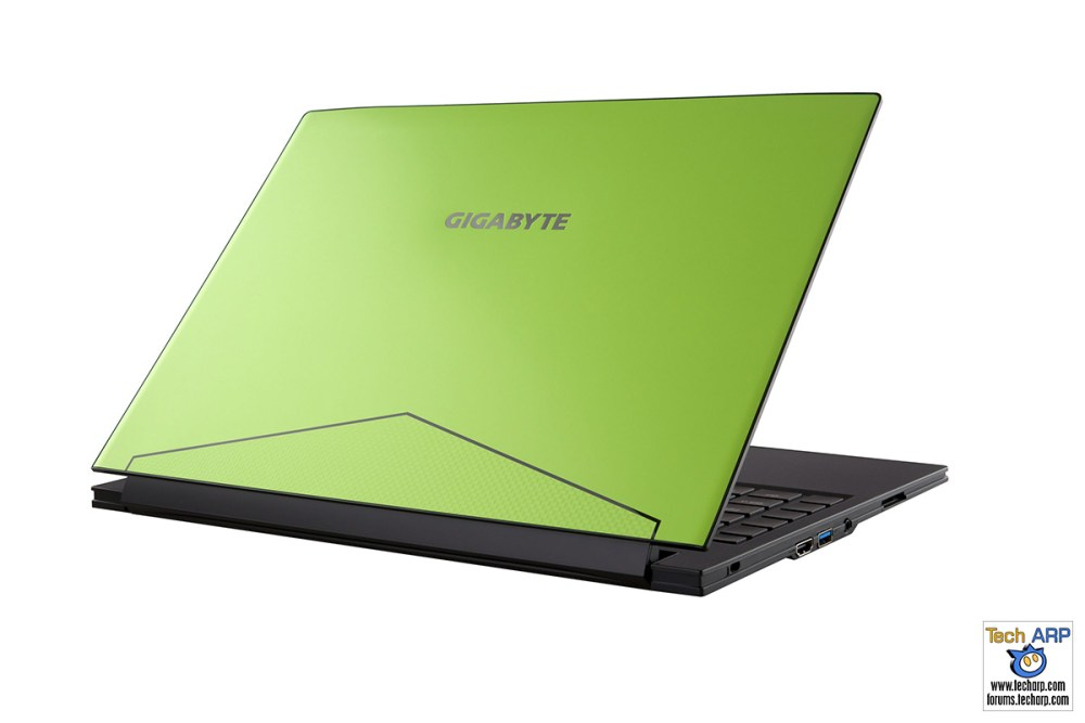 GIGABYTE Aero 14 Gaming Laptop Revealed