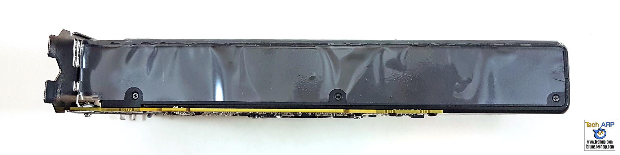 AMD Radeon RX 480 bottom