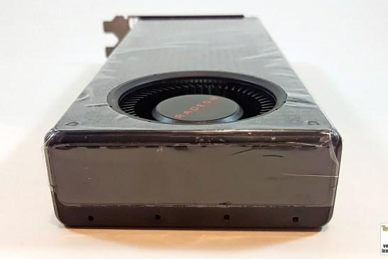 AMD Radeon RX 480 right side