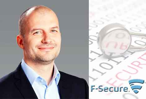 Samu Konttinen - Appointed F-Secure President & CEO