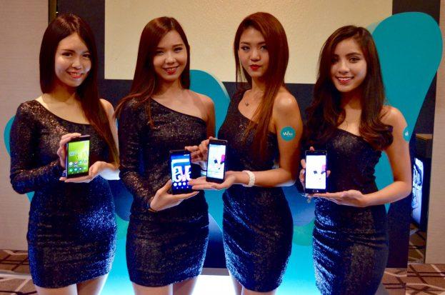 Wiko UFEEL, UFEEL Lite & Robby Smartphone Unveiled