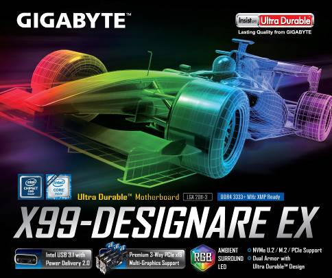 New GIGABYTE Motherboards & BRIX @ Computex 2016