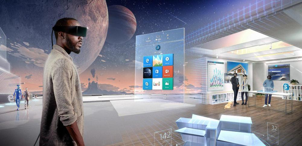 Microsoft Windows Holographic Now Open To Partners