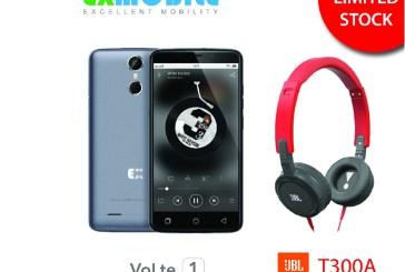 ExMobile VoLte 1 Smartphone Released