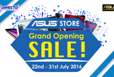 ASUS Concept Store Subang Jaya Now Available