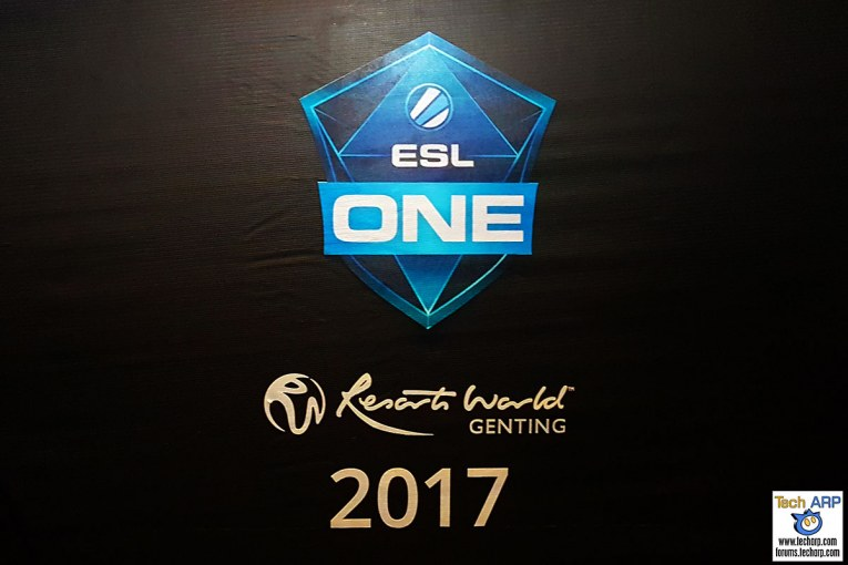 ESL One Genting Debuts With $250K Dota 2 Tournament