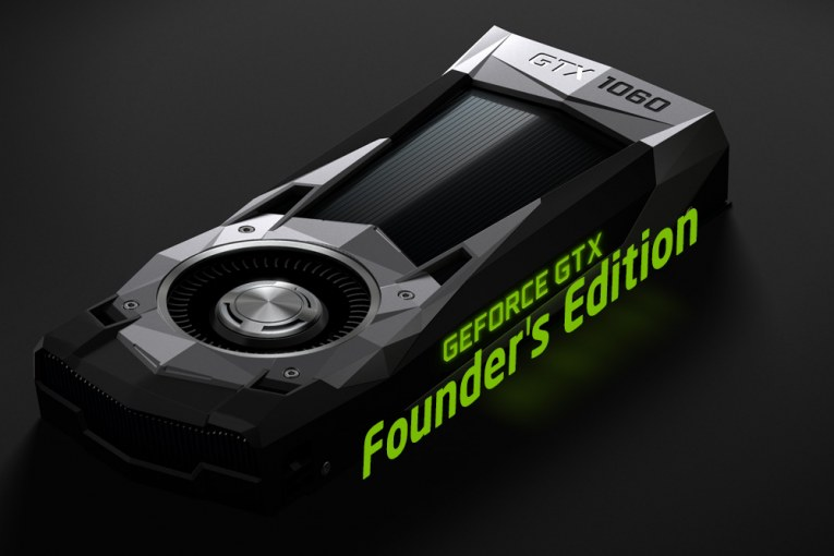 NVIDIA GeForce GTX 1060 Founder's Edition Review
