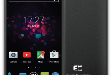 EXMobile Chat 6 Smartphone Announced