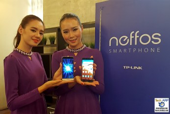 TP-LINK Neffos C5 Max Smartphone Revealed