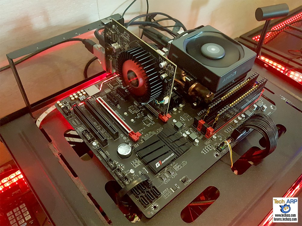 Early Sneak Peek Of The AMD Radeon RX 460