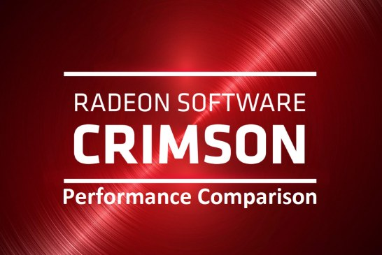 Radeon Software 16.7.1 Performance Comparison