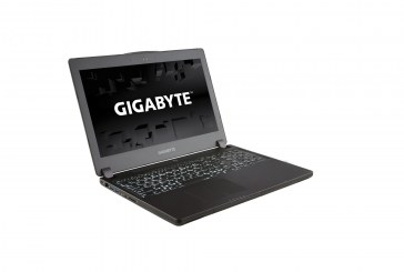 GIGABYTE GTX 10 Series Laptops Introduced
